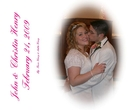 John & Christin Henry - Wedding photo book