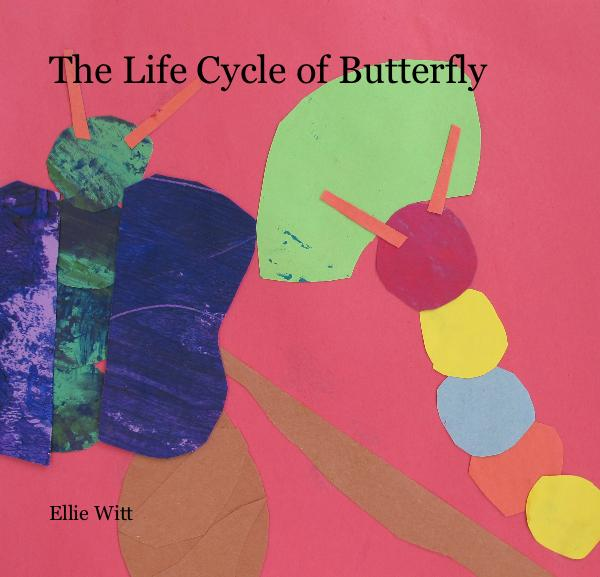 Click to preview The Life Cycle of Butterfly photo book