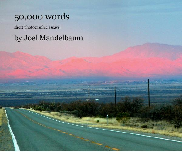 Ver 50,000 words por Joel Mandelbaum