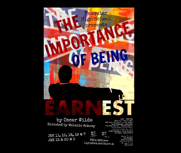 View The Importance of Being Earnest by Fauquier High School Theatre