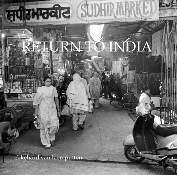 Click to preview RETURN TO INDIA photo book