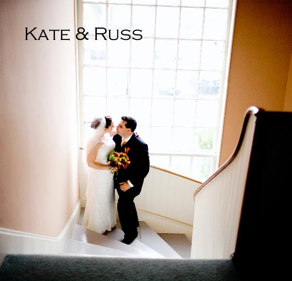 View Kate & Russ by Kate Davidson