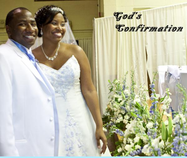 Click to preview God's Confirmation photo book