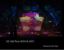 U2 360 Tour 2010 & 2011, as listed under Entertainment