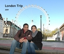 London Trip - photo book