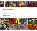 Artist's Portfolio - Portfolios photo book