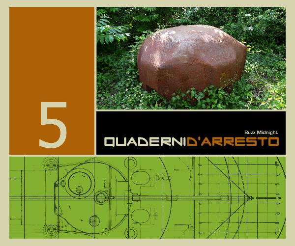 Click to preview Quaderni d'Arresto 5 photo book