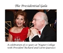 The Presidential Gala, as listed under Education