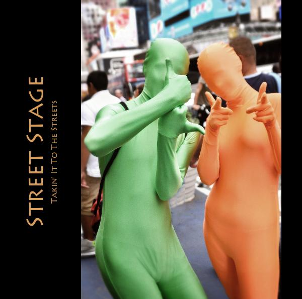 Click to preview Street Stage Takin' It To The Streets photo book