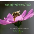 Simply Flowers,Vol.1 - Arts & Photography photo book