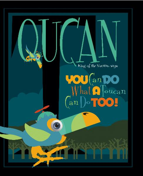 View You Can Do What A Toucan Can Do Too! by Jerry Tanner & Kevin Grossman
