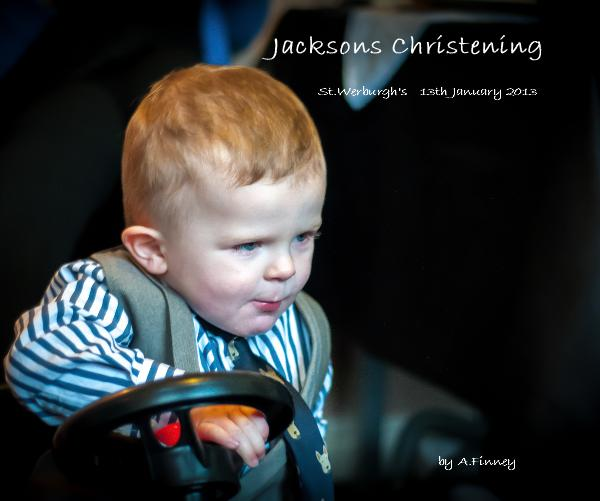 View Jacksons Christening by A.Finney