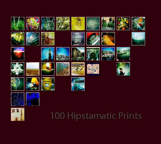 View 100 Hipstamatic Prints by Gerhard Günther