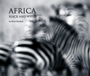 AFRICA BLACK AND WHITE - Travel photo book