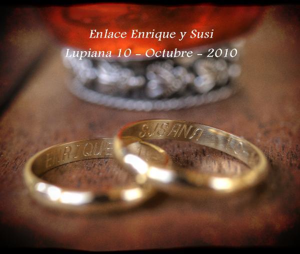 Click to preview Enlace Enrique y Susi Lupiana 10 - Octubre - 2010 photo book