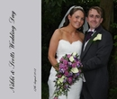 Nikki & Scotts Wedding Day - Wedding photo book
