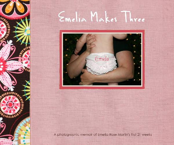 View Emelia Makes Three by Paul and Piper Martin