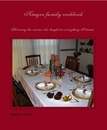 Kruger family cookbook - Cooking photo book