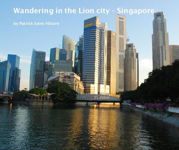 View Wandering in the Lion city - Singapore by Patrick Saint-Hilaire