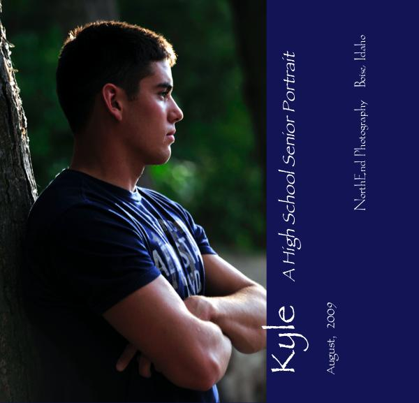 View Kyle A High School Senior Portrait by NorthEnd Photography Boise, Idaho