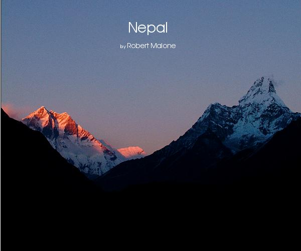 View Nepal by Robert Malone