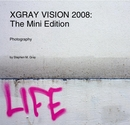 XGRAY VISION 2008: The Mini Edition - Fotografía artística libro de fotografías