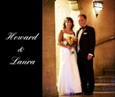 Howard & Laura, as listed under Wedding
