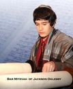 Bar Mitzvah of Jackson Oglesby, as listed under Children