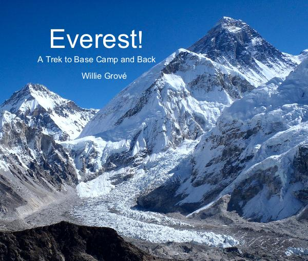 Click to preview Everest! A Trek to Base Camp and Back photo book