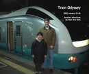 Train Odyssey - Travel photo book