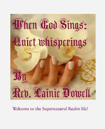 Click to preview WHEN GOD SINGS photo book