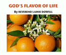 GOD'S FLAVOR OF LIFE - Religion & Spirituality photo book