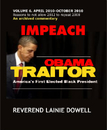 IMPEACH OBAMA TRAITOR VOLUME 6. APRIL 2010-OCTOBER 2010, as listed under Religion & Spirituality