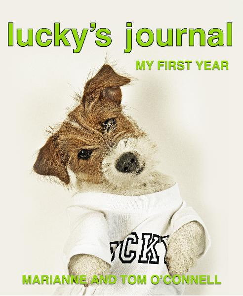 Click to preview Lucky's journal photo book
