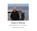 Marius et Richard - Gay & Lesbian photo book