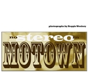 no STEREO in MOTOWN, as listed under Arts & Photography