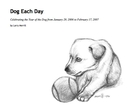 Dog Each Day, as listed under Arts & Photography