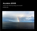 Alaska 2008 - Travel photo book