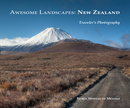 Awesome Landscapes: New Zealand (Hardcover, Dust Jacket), as listed under Travel