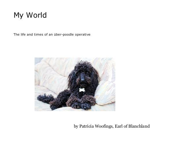 View My World by Patricia Woofings, Earl of Blanchland