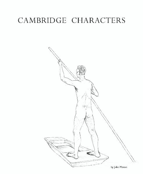 View Cambridge Characters by Julio Mosso