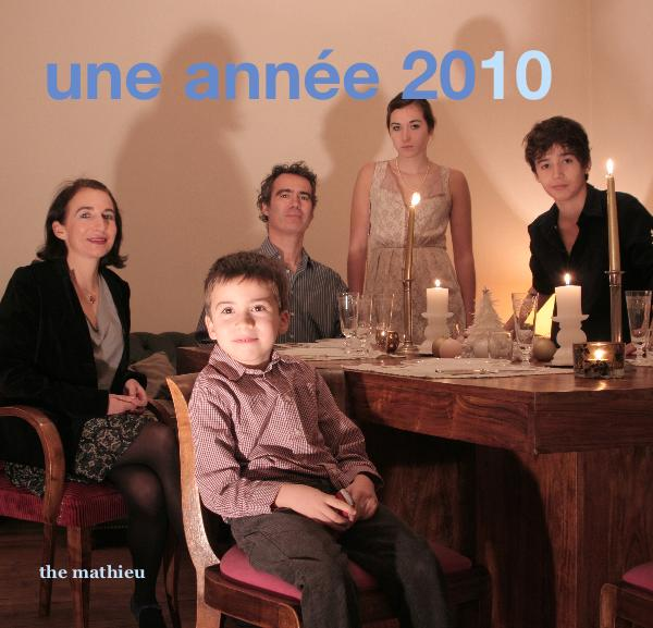 Click to preview une année 2010 photo book