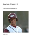 Lewis A. Fraser, III - Sports & Adventure photo book
