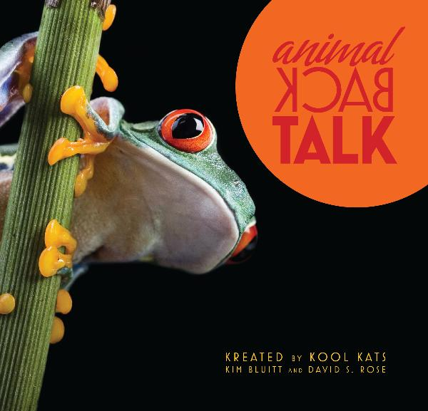 Click to preview Animal Backtalk photo book