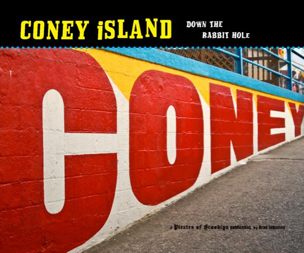 View CONEY ISLAND by Pirates of Brooklyn