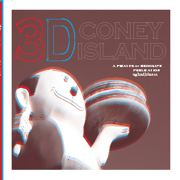 Click to preview 3D Coney Island photo book