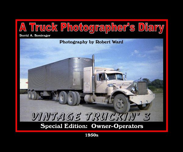 View Vintage Truckin' 3 - 1950s by David A. Bontrager