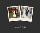 Marta & Asís, as listed under Wedding