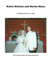 Karen Neiman and Harlan Maue, as listed under Wedding