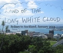 Sydney to Auckland, January 2013 - photo book